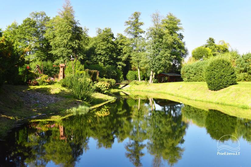 Lauku mājas Mildupis pie upes Varena rajonā - 9