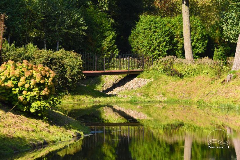 Lauku mājas Mildupis pie upes Varena rajonā - 11