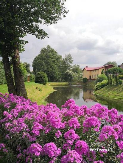 Lauku mājas Mildupis pie upes Varena rajonā - 3