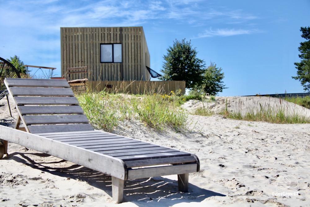 Izcila māja Kuršu lagūnas krastā ar privātu pludmali - 2