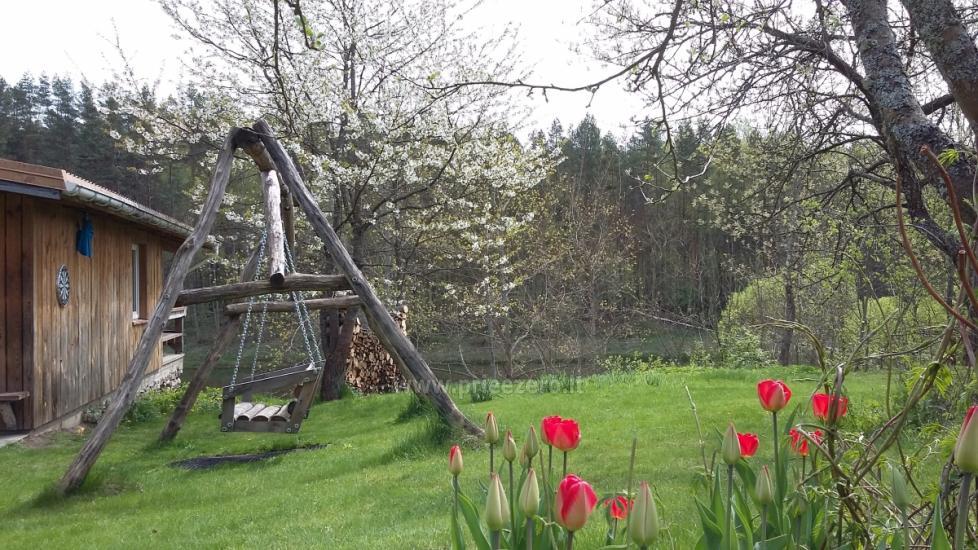 Lauku villa Vilnas rajona Neries vila - 9