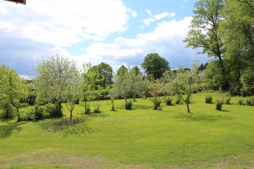 Lauku villa Vilnas rajona Neries vila - 12