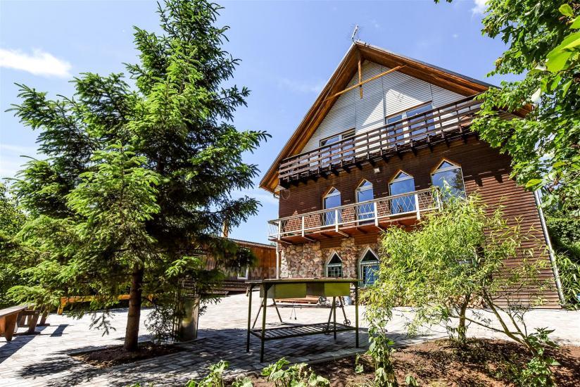 Lauku villa Vilnas rajona Neries vila - 2