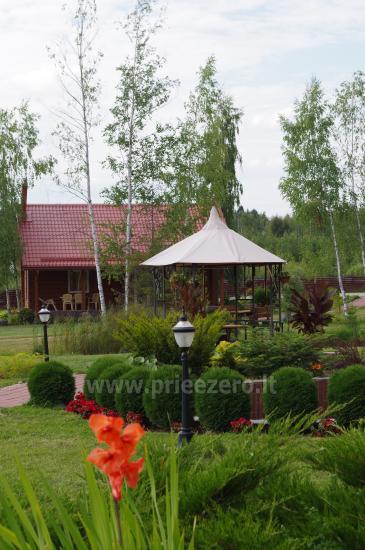 Lauku maja Vilnas rajona Villa Nora - 4