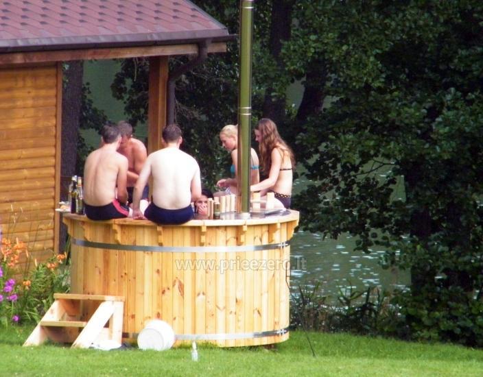 Lauku villa Jūratė krastā ezera Druskininkai - 26