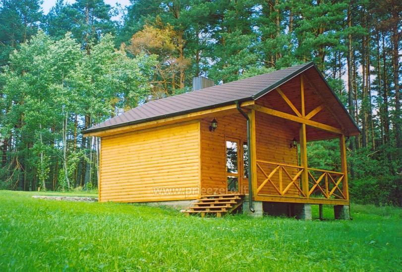 Lauku villa Jūratė krastā ezera Druskininkai - 25