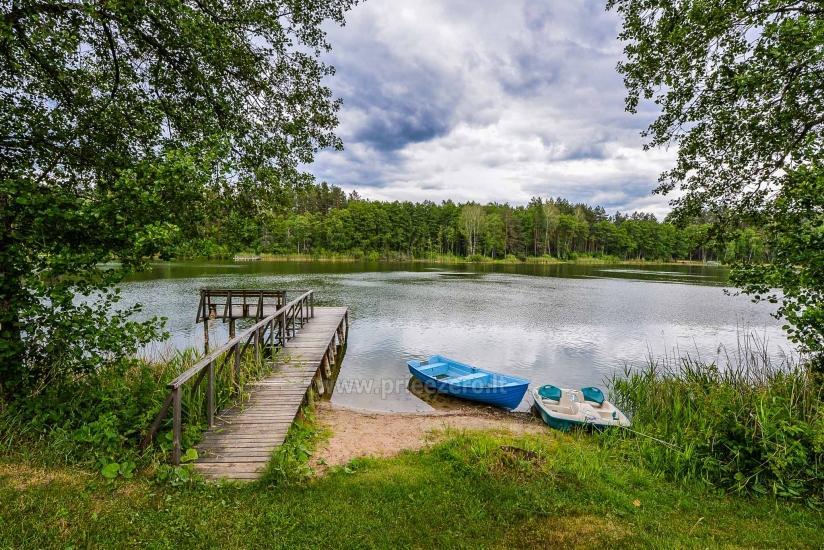 Lauku villa Jūratė krastā ezera Druskininkai - 7