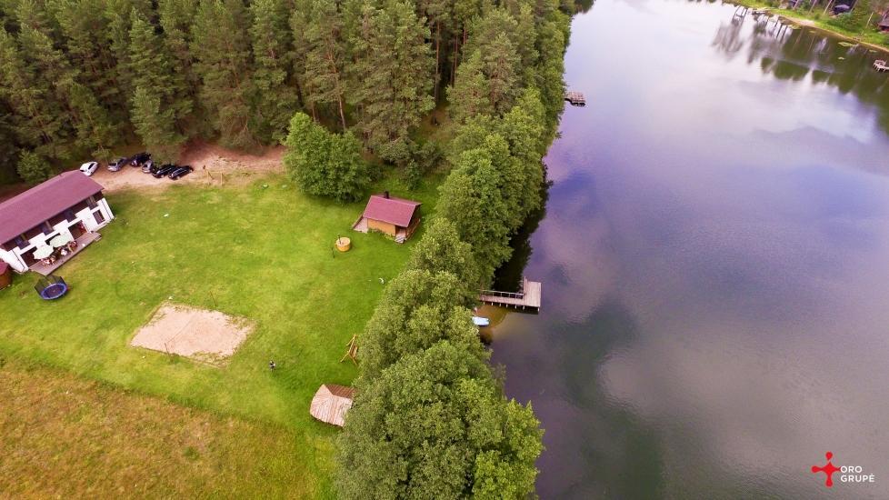 Lauku villa Jūratė krastā ezera Druskininkai - 5