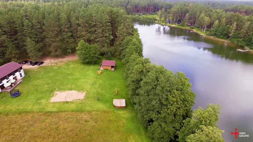 Lauku villa Jūratė krastā ezera Druskininkai - 4