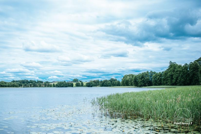 Lauku tūrisms Alitas reģionā ezera Alove - 46