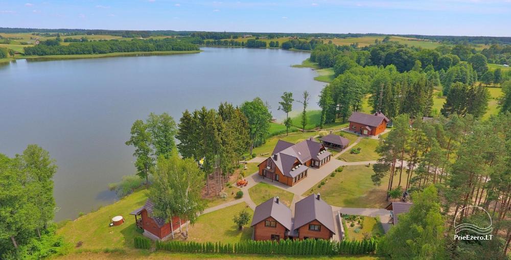 Lauku tūrisms Alitas reģionā ezera Alove - 1