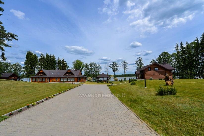Lauku tūrisms Alitas reģionā ezera Alove - 2