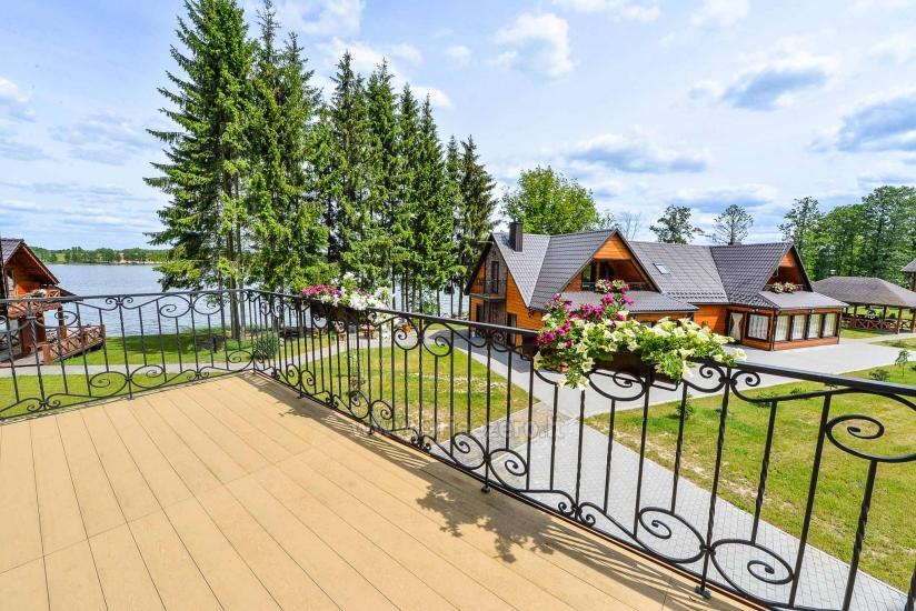 Lauku tūrisms Alitas reģionā ezera Alove - 3