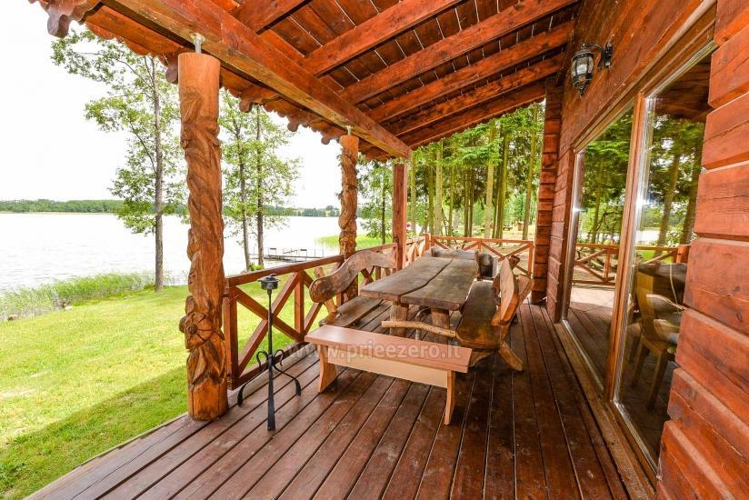 Lauku tūrisms Alitas reģionā ezera Alove - 38