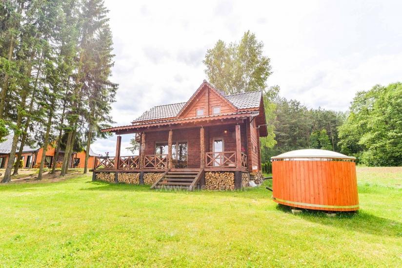 Lauku tūrisms Alitas reģionā ezera Alove - 42