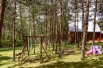 Brīvdienu mājas un pirts sētā Moletai rajonā pie ezera Geliai Žemuogynė - 5