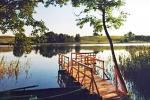 Brīvdienu mājas un pirts sētā Moletai rajonā pie ezera Geliai Žemuogynė - 8