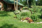 Lauku māja-villa Silvestras muiža: brīvdienu mājiņas, pirts. Kluss un aktīva brīvdienas - 4