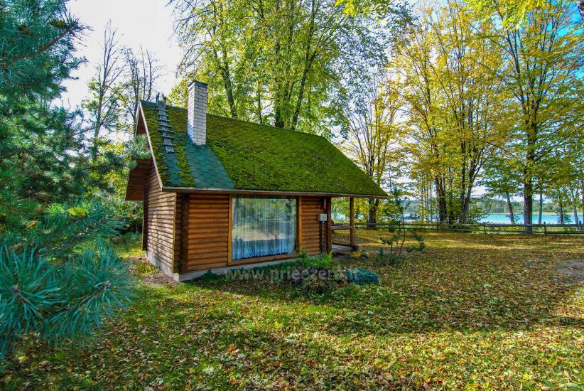 Lauku māja-villa Silvestras muiža: brīvdienu mājiņas, pirts. Kluss un aktīva brīvdienas - 6