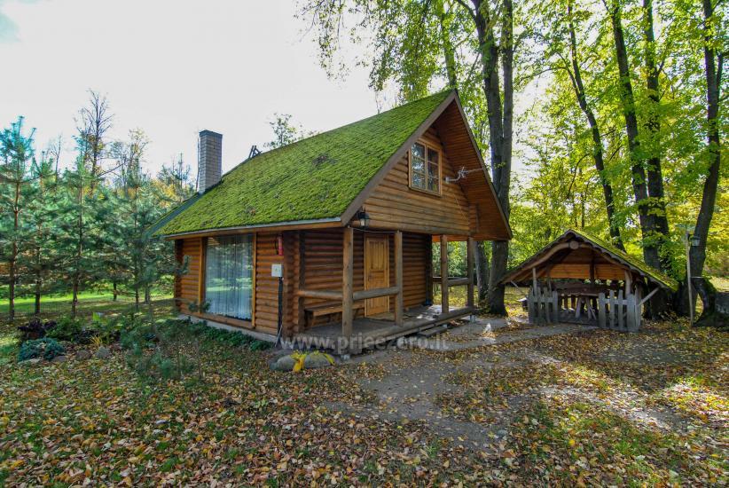 Lauku māja-villa Silvestras muiža: brīvdienu mājiņas, pirts. Kluss un aktīva brīvdienas - 7