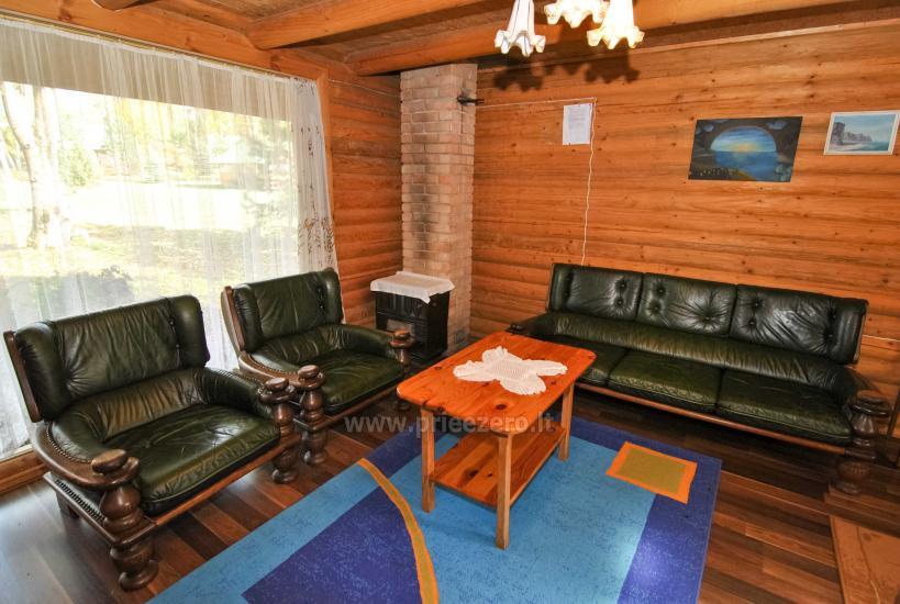 Lauku māja-villa Silvestras muiža: brīvdienu mājiņas, pirts. Kluss un aktīva brīvdienas - 9