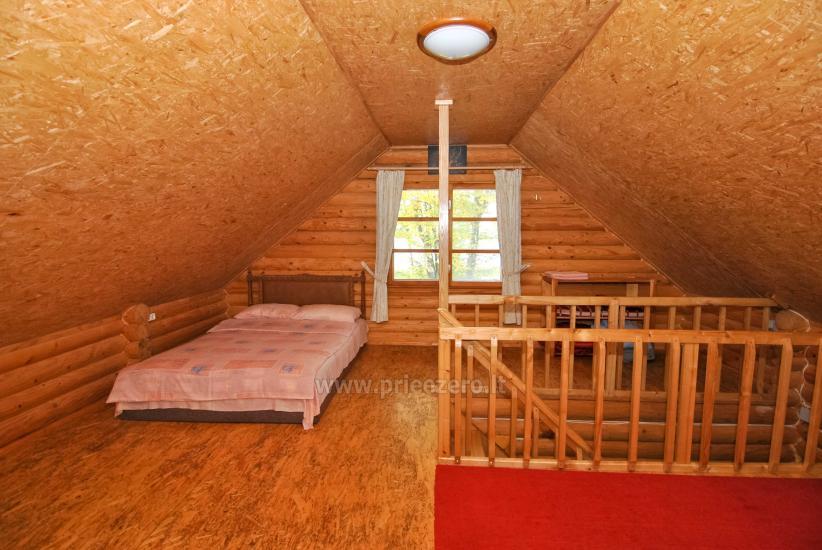 Lauku māja-villa Silvestras muiža: brīvdienu mājiņas, pirts. Kluss un aktīva brīvdienas - 14