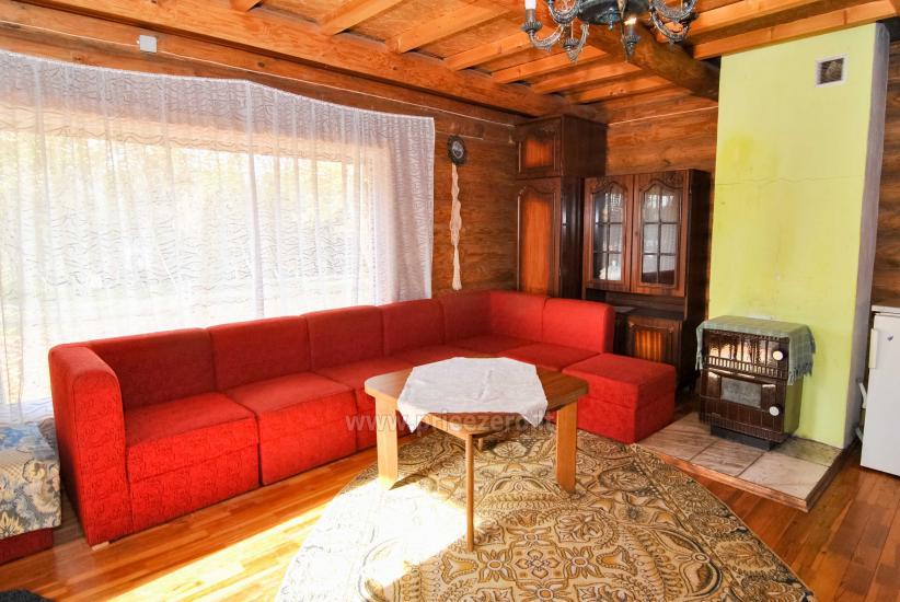 Lauku māja-villa Silvestras muiža: brīvdienu mājiņas, pirts. Kluss un aktīva brīvdienas - 25