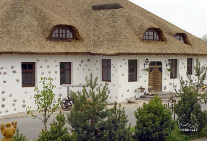 Lauku māja Kretingas rajone Vienkiemis. Viesnīca - Kavine - Pirtis - 18