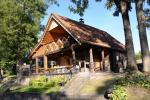 Lauku turisms Lietuva, lauku maja Utenas rajona Degesine