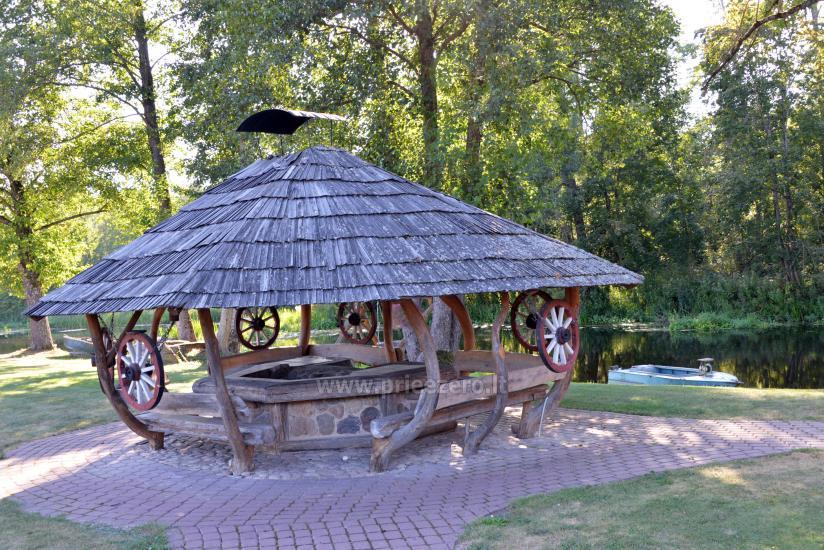 Lauku turisms Lietuva, lauku maja Utenas rajona Degesine - 3