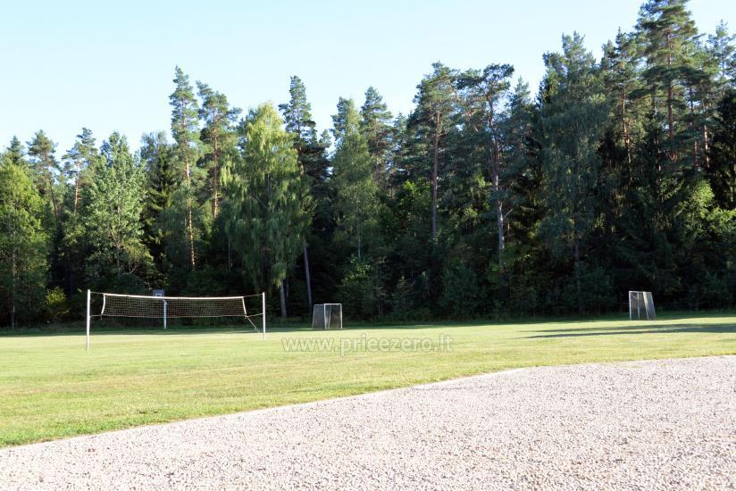 Lauku turisms Lietuva, lauku maja Utenas rajona Degesine - 6
