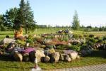 Lauku sēta Zinenai Radvilišķu rajonā starp pilsētām Šauļiem un Panevēžas - 7