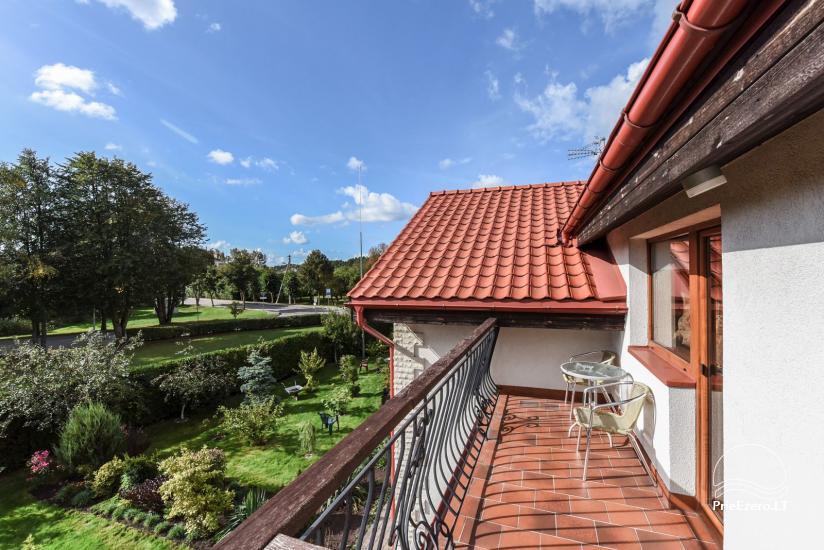Villa Regina pie upes Sventoji - 34