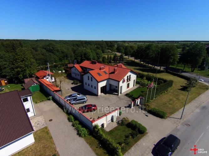 Villa Regina pie upes Sventoji - 6