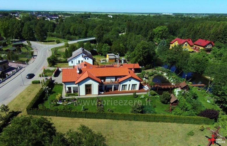 Villa Regina pie upes Sventoji - 4
