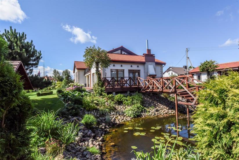 Villa Regina pie upes Sventoji - 8