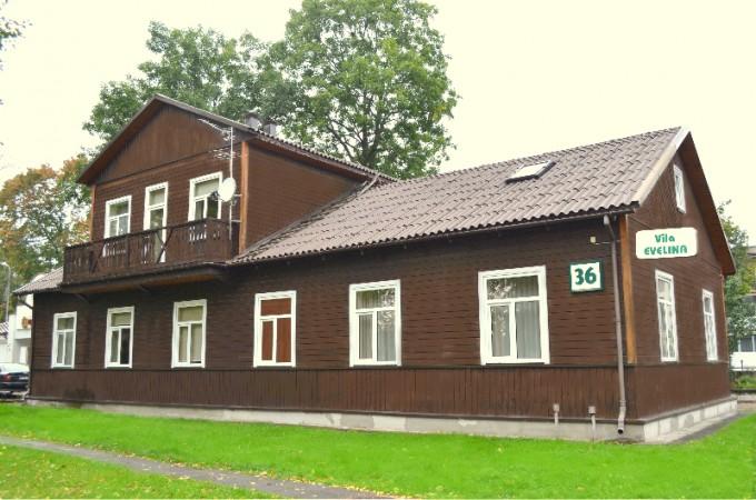Viesu nams Druskininkai Villa Evelina - 1