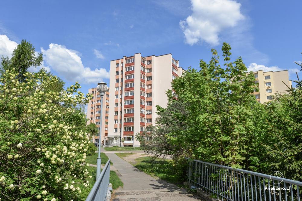 Dzīvokļu īre Druskininkai netalu SPA Vilnius SANA - 16