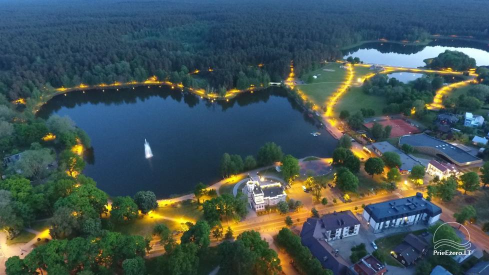 Istabas un dzīvokļi Druskininkos ELTIKA 30 no ezera Druskonis - 3