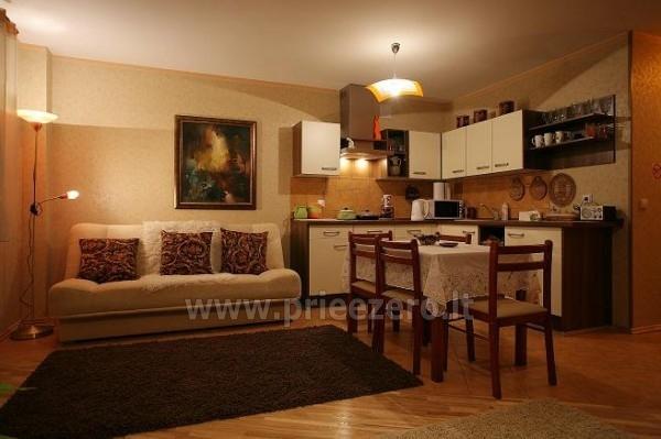 1-2 istabu dzīvokļi-apartamenti - atpūta Druskininkos, Lietuvā - 5