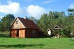 Sēta pie dziļākais ezers Lietuvā Jono sodyba - 2