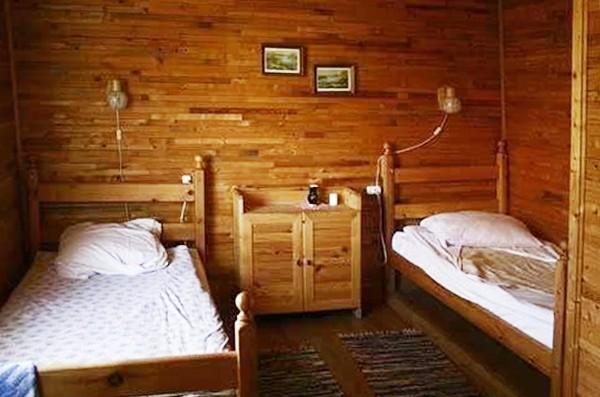 Sēta pie dziļākais ezers Lietuvā Jono sodyba - 7
