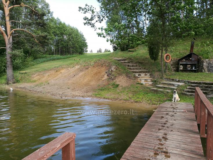 Lauku seta Liktenis Circle pēc garums ezera - 41