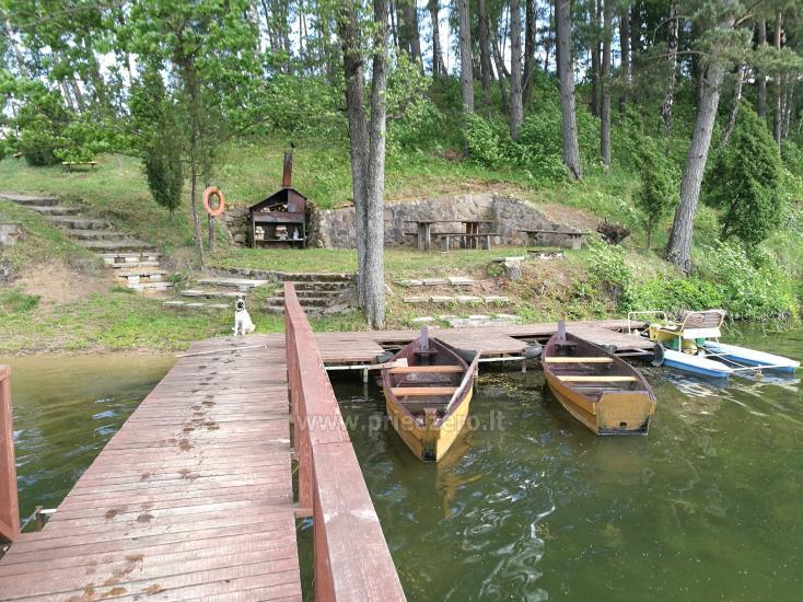 Lauku seta Liktenis Circle pēc garums ezera - 42