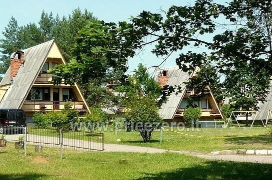 Atpūtas centrs Moletai pie ezera Bebrusai Rūta - 1