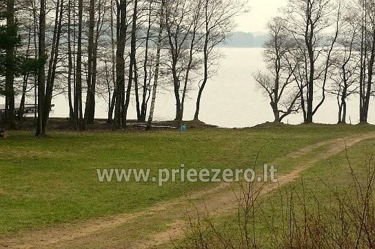 Atpūtas centrs Moletai pie ezera Bebrusai Rūta - 5