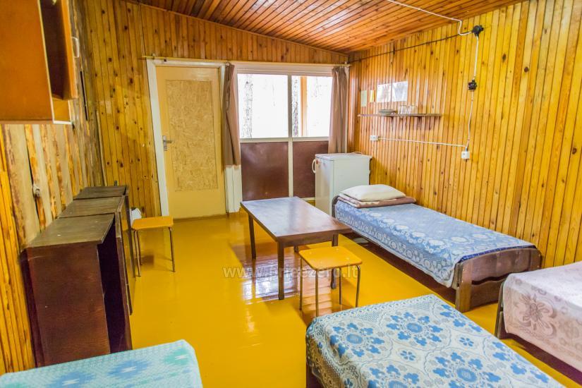 Atpūtas centrs Moletai pie ezera Bebrusai Rūta - 10