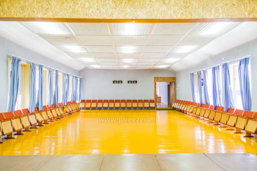 Atpūtas centrs Moletai pie ezera Bebrusai Rūta - 11