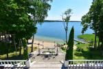 Kempings pie ezera Galve - 3