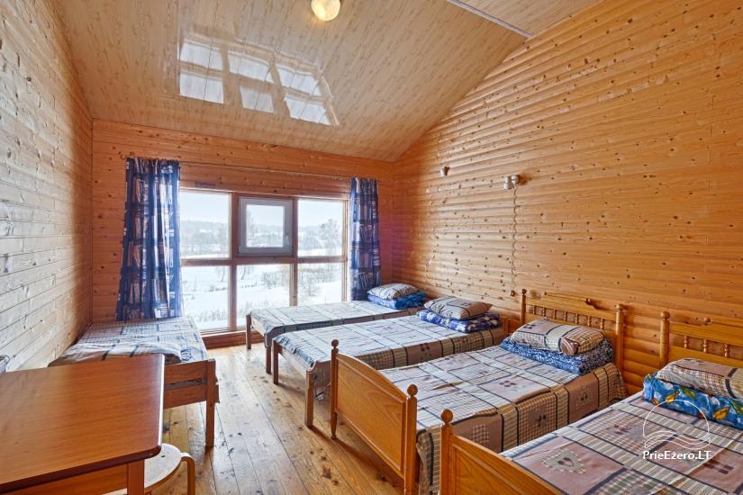 Viesu nams ezera krastā starp Vilņu un Kauņu dažādiem pasākumiem un svinībām - 22